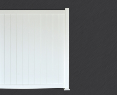 Full Privacy Fence Panel Kit