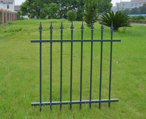 Metal fence IP10