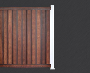 coffee cold Lines Fence Panel Kit