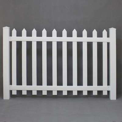 Cape Cod Spaced Picket Fence Panel